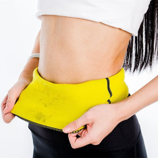 Sweat Neoprene Shapers Hot Shapers Slimming Belt for Women Exercise Sporting