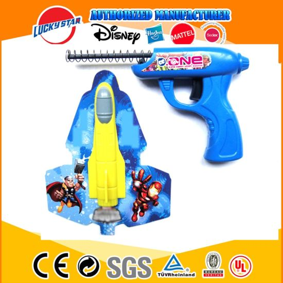 Promotion Gift Plane Launcher Toy Gun