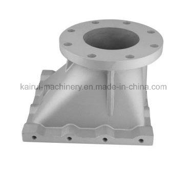 High Quality Precision Casting Valve Body Tee Joint pictures & photos