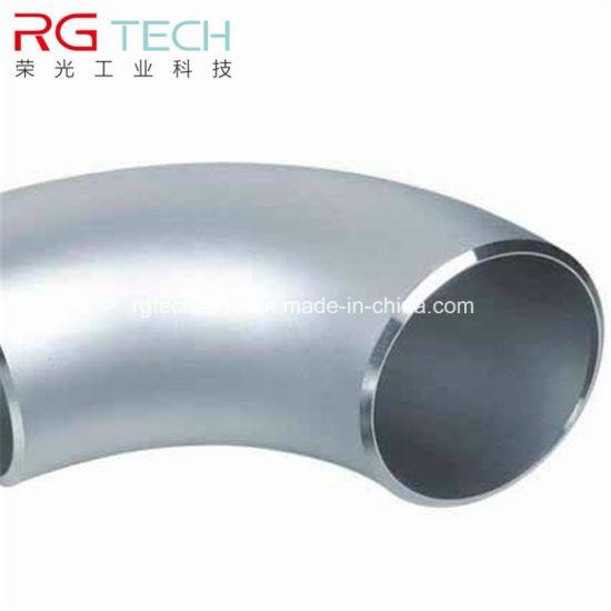 Best Price Three-Way Pipe Titanium Connector Titanium Elbow