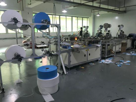 Semi Automatic Mask Machine Auto Si Producing Machine