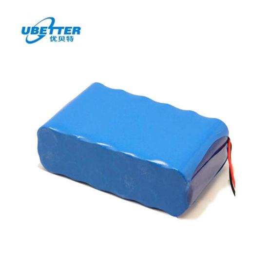 OEM ODM Custom Pack 18650 10s2p 36V 4400mAh Lithium Ion Battery