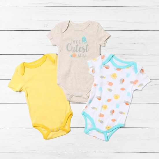 dd71c1cd06314 2018 Hot Sale Fashion Cotton Import Custom Baby Clothes China Baby Romper/ Baby Toddler Clothing