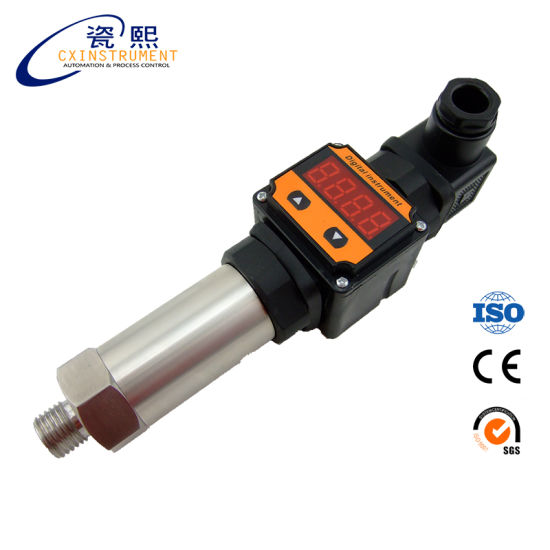 China High Temperature Boiler Water Pressure Sensor Transducer ...