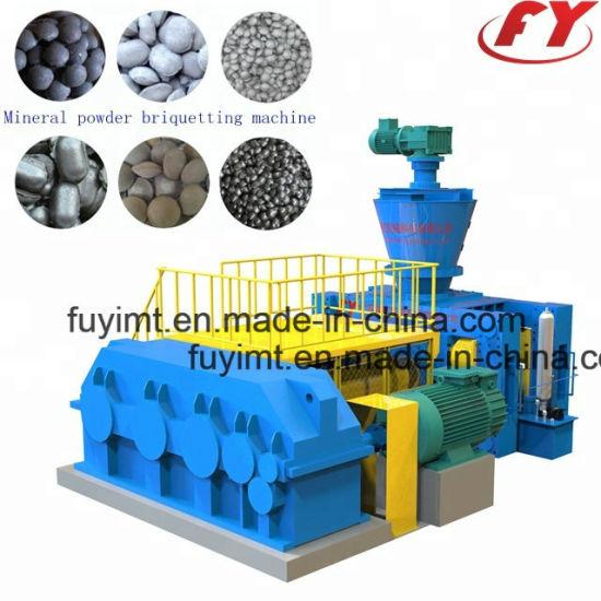 Fertilizer & chemical 2-5mm granules roll press compactor with CE certificate