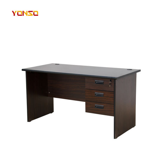 Low Price Wooden Computer Table