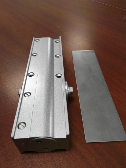 Wholesale Fashion Aluminum Concealed Door Closer for All Kinds of Commercial Doors