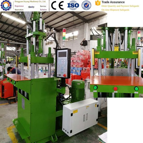 55t Vertical Plastic Injection Molding Machine for Plastic Products pictures & photos