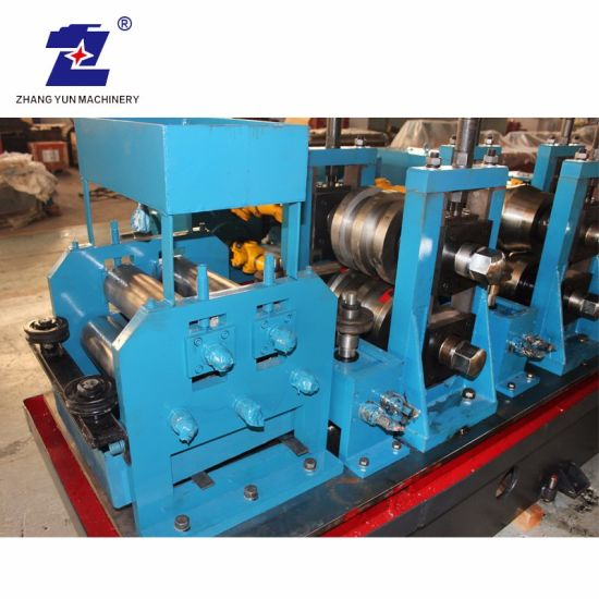 China T45/T70 Elevator Hollow Guide Rail Steel Roll Forming