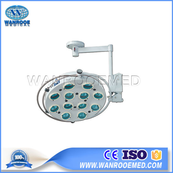 Akl12L Hospital Cold Light Shadowless Operation Lamp