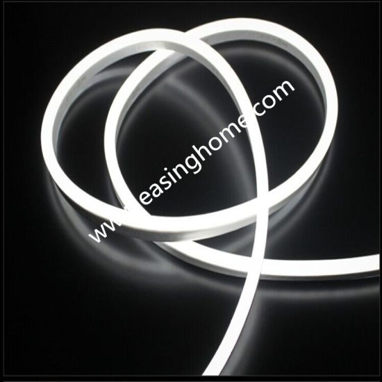 IP67 Outdoor Waterproof Flexible LED Neon Rope Light with 5050 RGB LED Strip IC Built-in