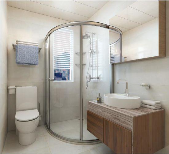 China Bathroom Pod Container House, Unique Bathroom Accessories Sets