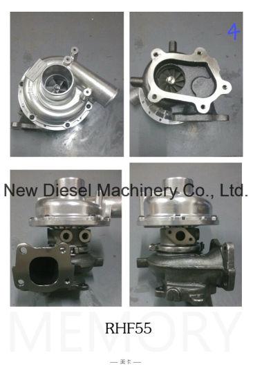 China Isuzu Engine 4hf1 Engine Parts Turbocharger (8973628390