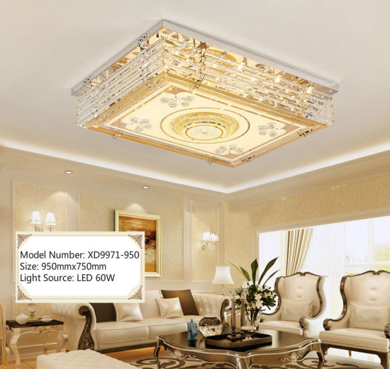 Hot Sale Crystal Lighting Ceiling Lamp From China Manufacturer pictures & photos