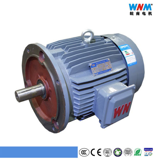 Yd2 Series 2/4, 4/6, 4/8, 6/8, 6/12, 2/4/6, 2/4/8, 4/6/8, 4/6/8/12 Pole Changing Two-Speed, Three-Speed, Four-Speed AC Induction Motor
