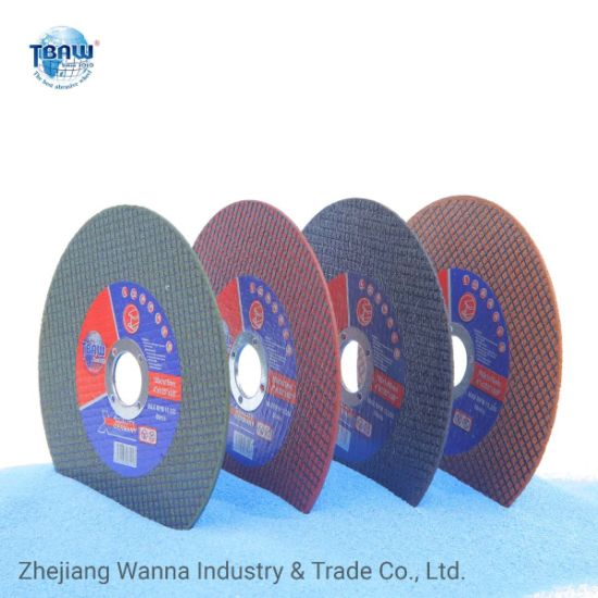 4 Inch Abrasive Cutting-off Wheel Grinding Disc