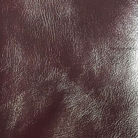 High Environmental Protection Leather Fabric for Furniture