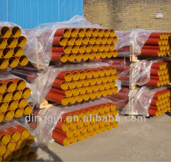 En877 Cast Iron Pipe Large Quantity Manufacturer