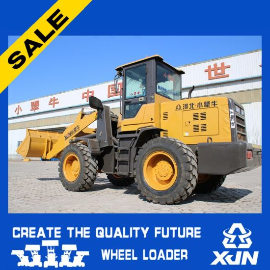 China Small Front Loader Mini Zl33 2tons Wheel Loader pictures & photos