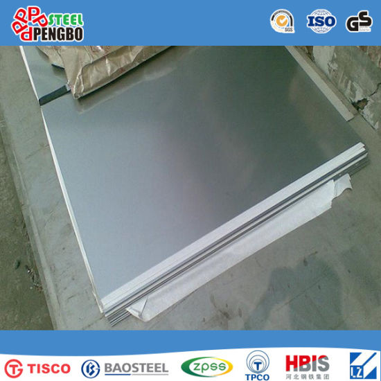 ASTM A240/A480 304 Pickling Passivationstainless Steel Sheet/Plate pictures & photos