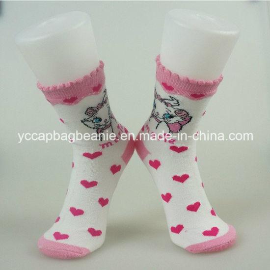 261ddeec91 China High Quality European Women Dress Socks - China Sock