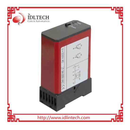 High Quality Single Inductive Loop Detector