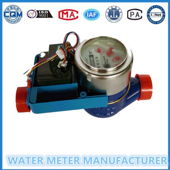 Water Meter IC/RF Smart Prepaid Water Meter pictures & photos