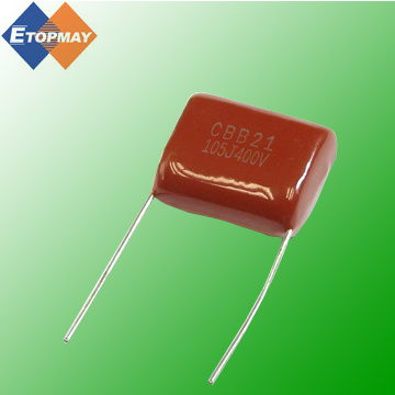 Tmcf15 Metallized Polypropylene Film Capacitor (CBB21) pictures & photos