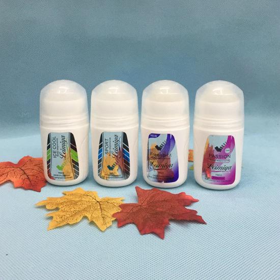 Leimiya Ice Cool Sport Free Spirit Passion 24hr Protection Anti-Perspirant Underarm Deodorant Body Responsive Roll-on
