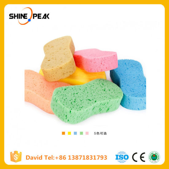 Bone Type Cellular Sponge for Car Cleaning