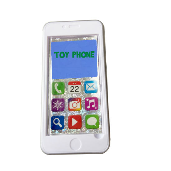 New Design Plastic Mobile Phone Toy for Kids