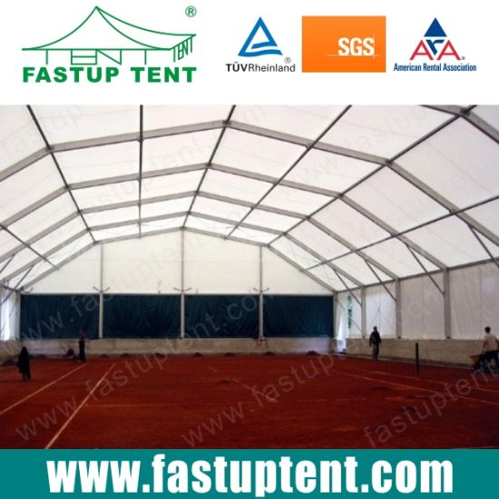 Polygonal Roof Event Tent for Sports Events, Cooperation Events, Hotel Events