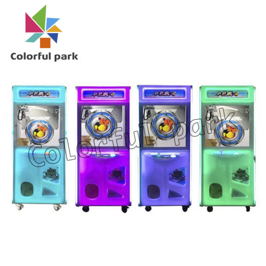 Indoor Prize Selling Video Game Player Toy Story/Arcade Claw/Arcade Game/Coin Pusher /Arcade/Crane/Game /Vending Game/Claw Crane/Crane Claw Machine for Sale
