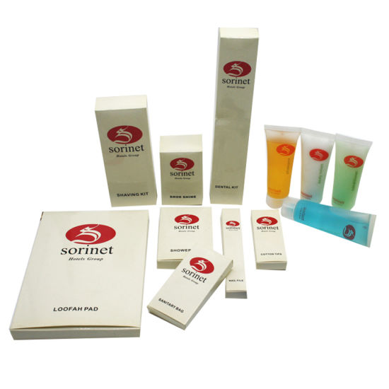 China Sorinet Hotel Room Amenities Set Manufacturer Hotel Supplier