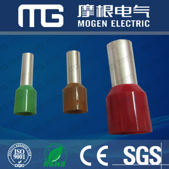 Colors of Cord Insulated End Terminal