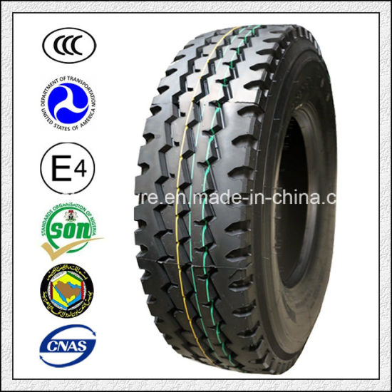 7.50r16 DOT ECE Gcc Certificates Radial Truck Tire