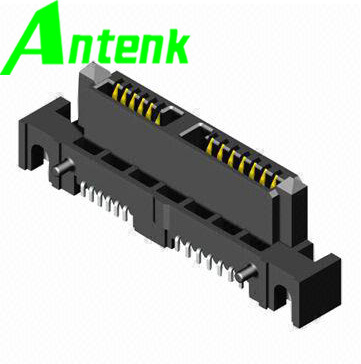 SATA SMT Type Female for Multiple Pin Connector,