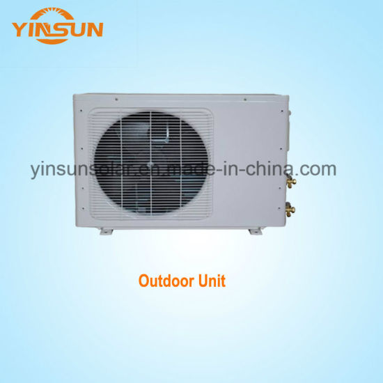 24/48V DC Solar Power 100% Air Conditioner (TKF-26GW/NDC) pictures & photos