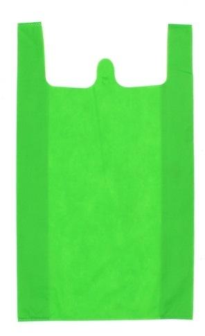 Eco-Friendly Colorful Reusable Custom T-Shirt Bag with Printing