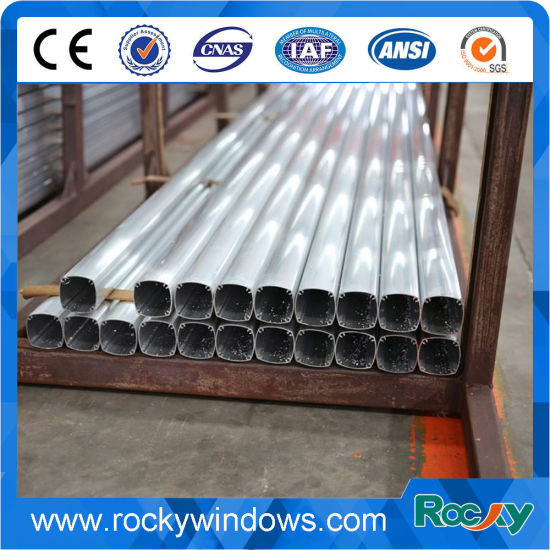 Rocky High Quality 6000 Series for Industry Extruded Aluminum Profile pictures & photos