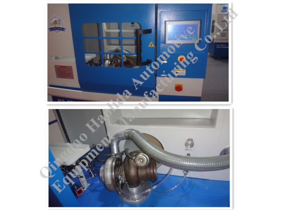 Turbocharger Testing Rig for Truck Cars pictures & photos