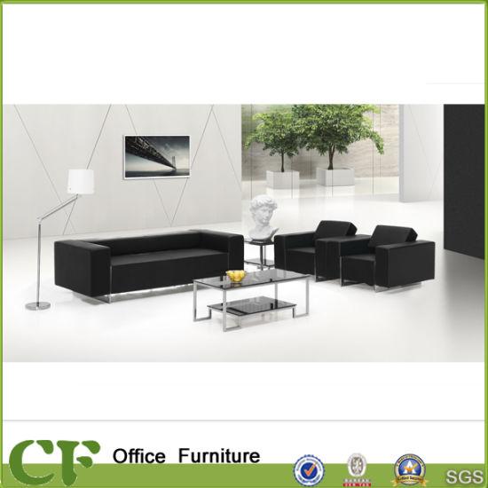 office sofa set. Simple And Elegant Office Sofa Set CF-Sf01