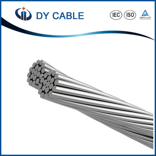 Overhead All Aluminum Alloy Conductor 2AWG AAAC Bare Conductor pictures & photos