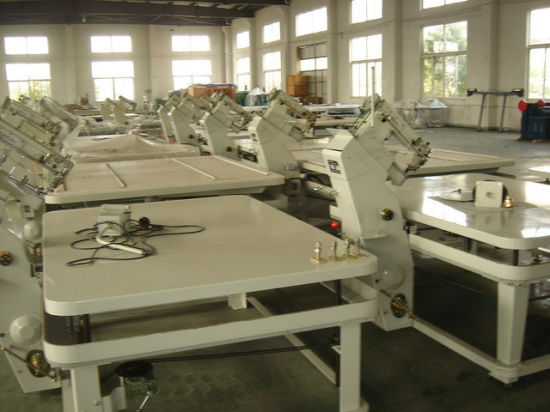 Tape Edge Sewing Machine for Mattress Machine pictures & photos