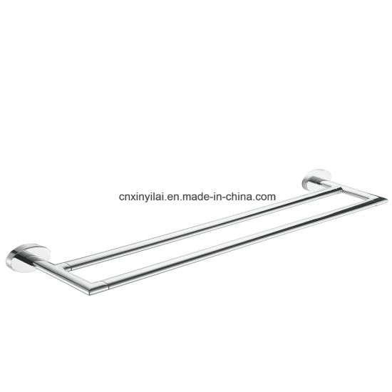 Good Quality Chrome Accessories Set for Bathroom with Oval Structure pictures & photos