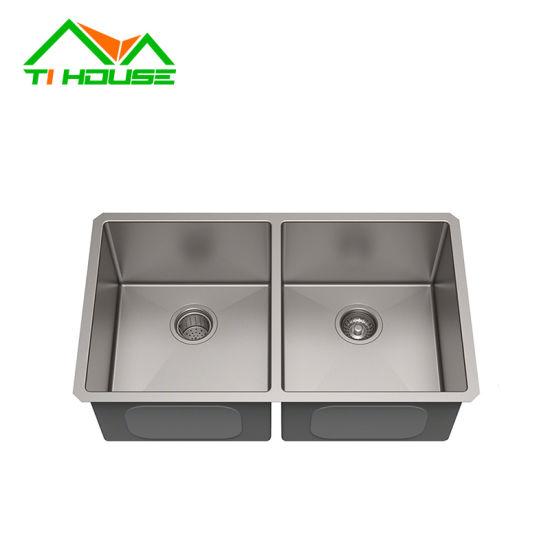 China One Piece Kitchen Sink And Countertop Sink China Kitchenware Sanitary Ware