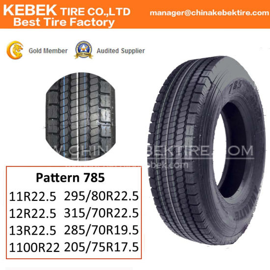 Chinese High Quality Cheap Radial Truck Tire 315/80r22.5 pictures & photos