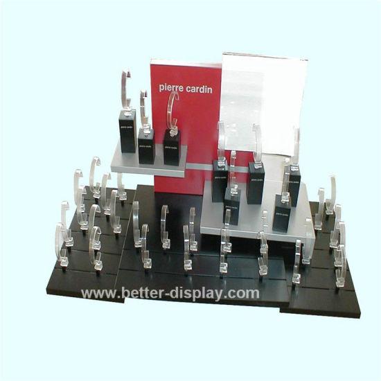 Acrylic Watch Window Display Stand Btr-F1003