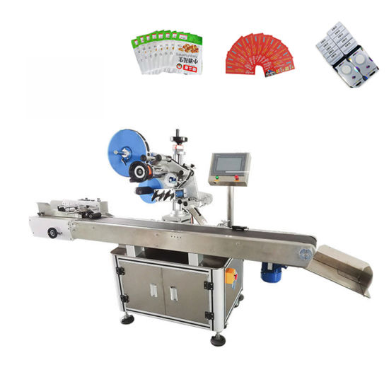 Fully Automatic Scratch Card Machine with Separate-Card Labeller (PST-P02)