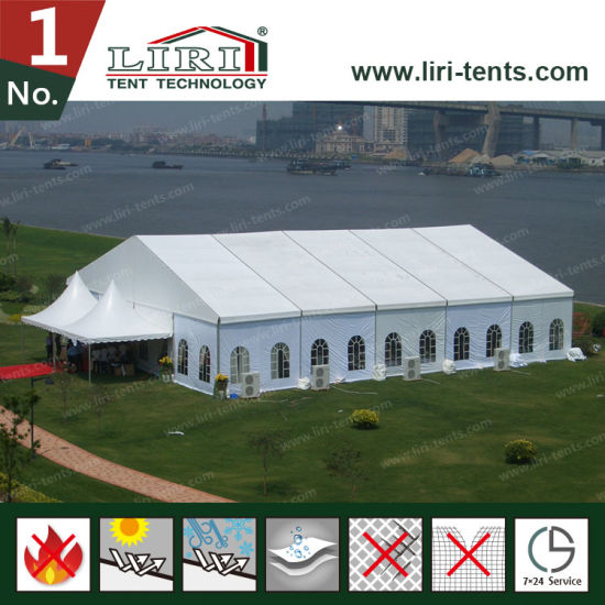 20X20m Frame Tents for 200 People Outdoor Wedding & China 20X20m Frame Tents for 200 People Outdoor Wedding - China ...